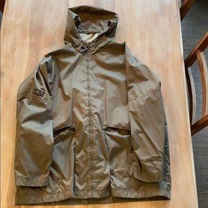 Nike Men's Hooded Raincoat
